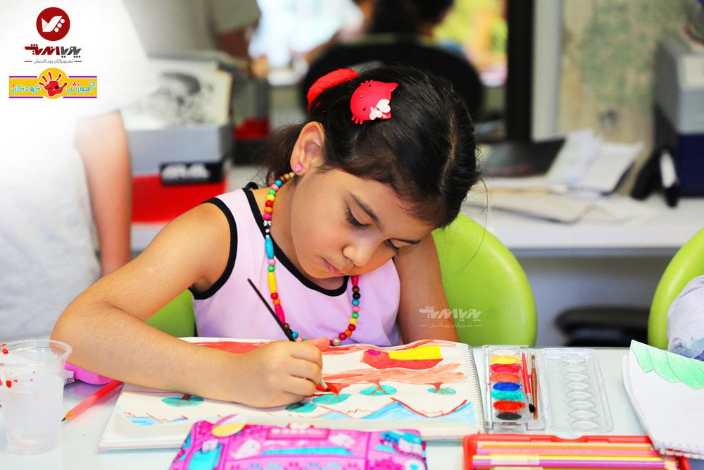 کلاس های نقاشی