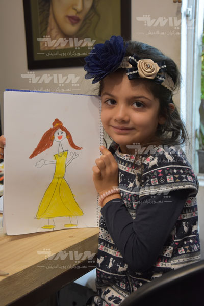 paint art - چطور کودکان به وسیلهی هنر، مهارت ایجاد میکنند؟