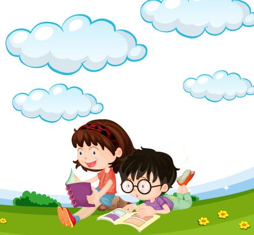 reading book - چرا هنر باعث ارتقای هوش کودکان میشود؟