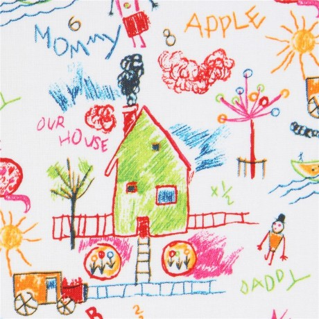 white Michael - تفسیر نقاشی کودکان