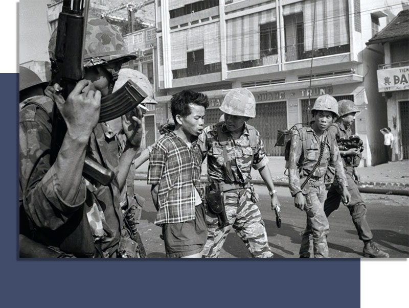 Murder  Vietcong - داستان پشت پرده عکس هایمعروف جهان