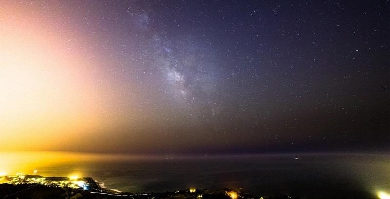 آموزش عکاسی در شب