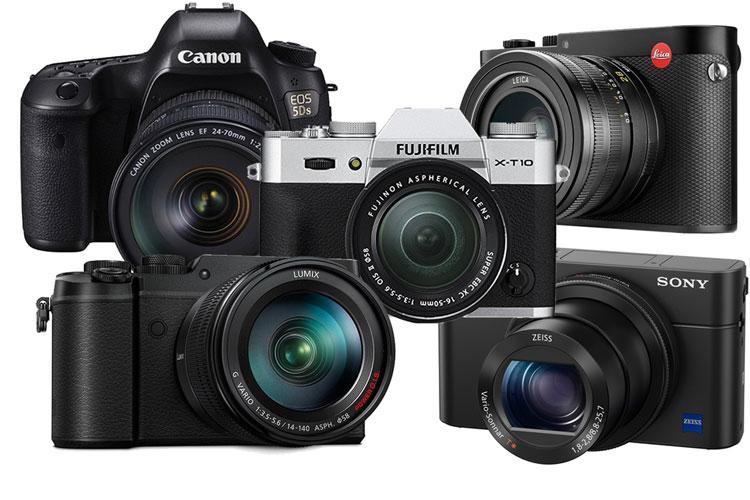 camera brand - راهنمای خرید دوربین DSLR