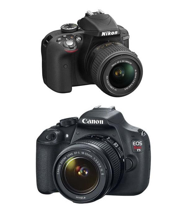 راهنمای خرید دوربین dslr