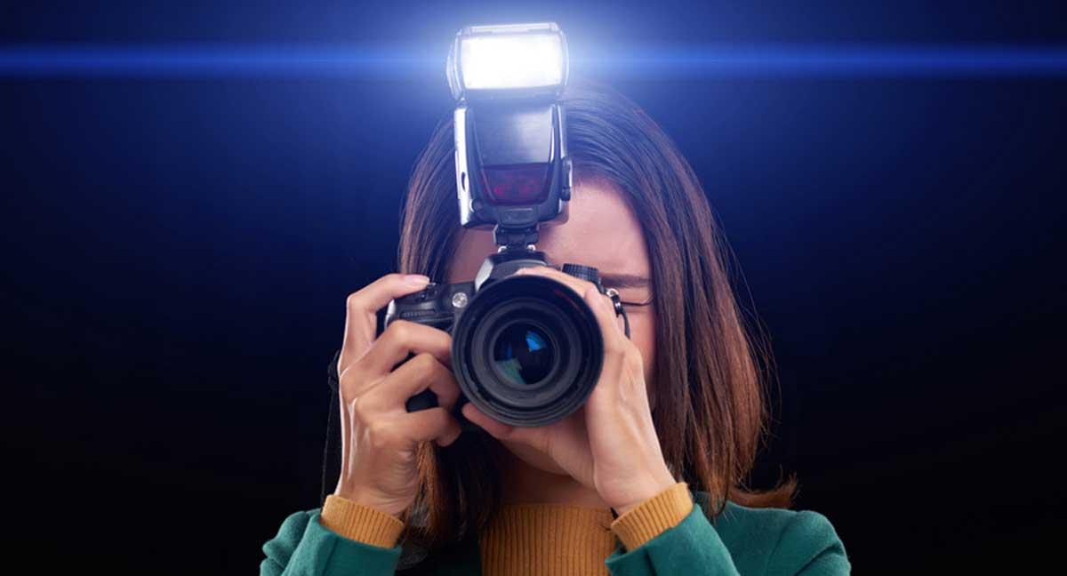 flash camera - کاربرد فلاش در عکاسی