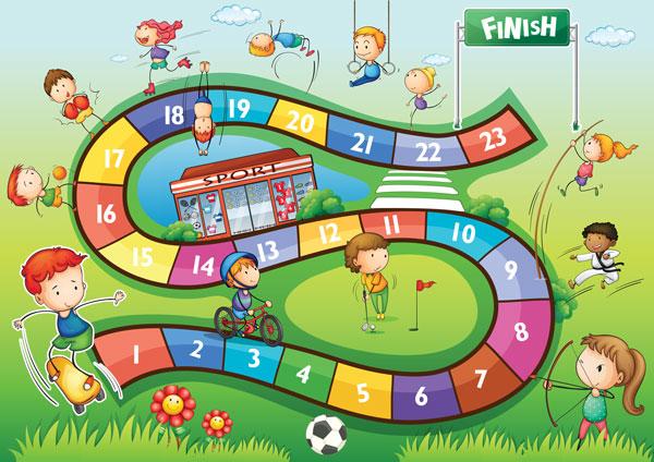 kids game esl - آموزش زبان به کودکان همراه با بازی