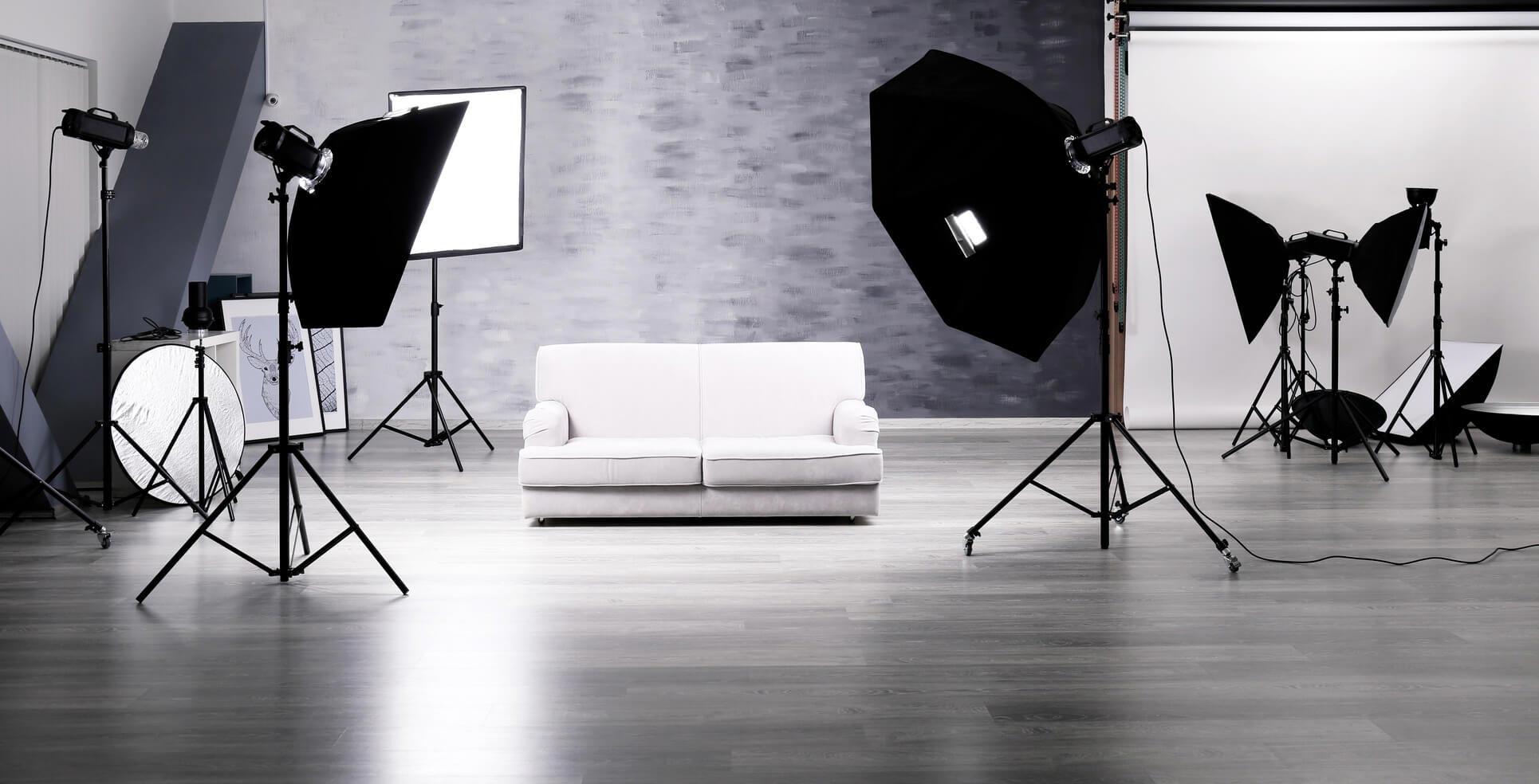 lighting in studio - نورپردازی در عکاسی