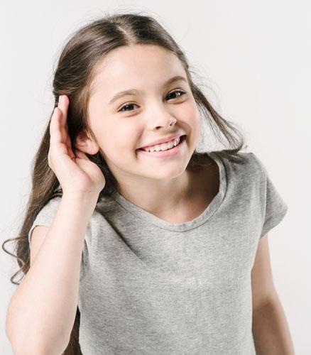 listening children - تقویت مهارت شنیداری ، تقویت مهارت listening