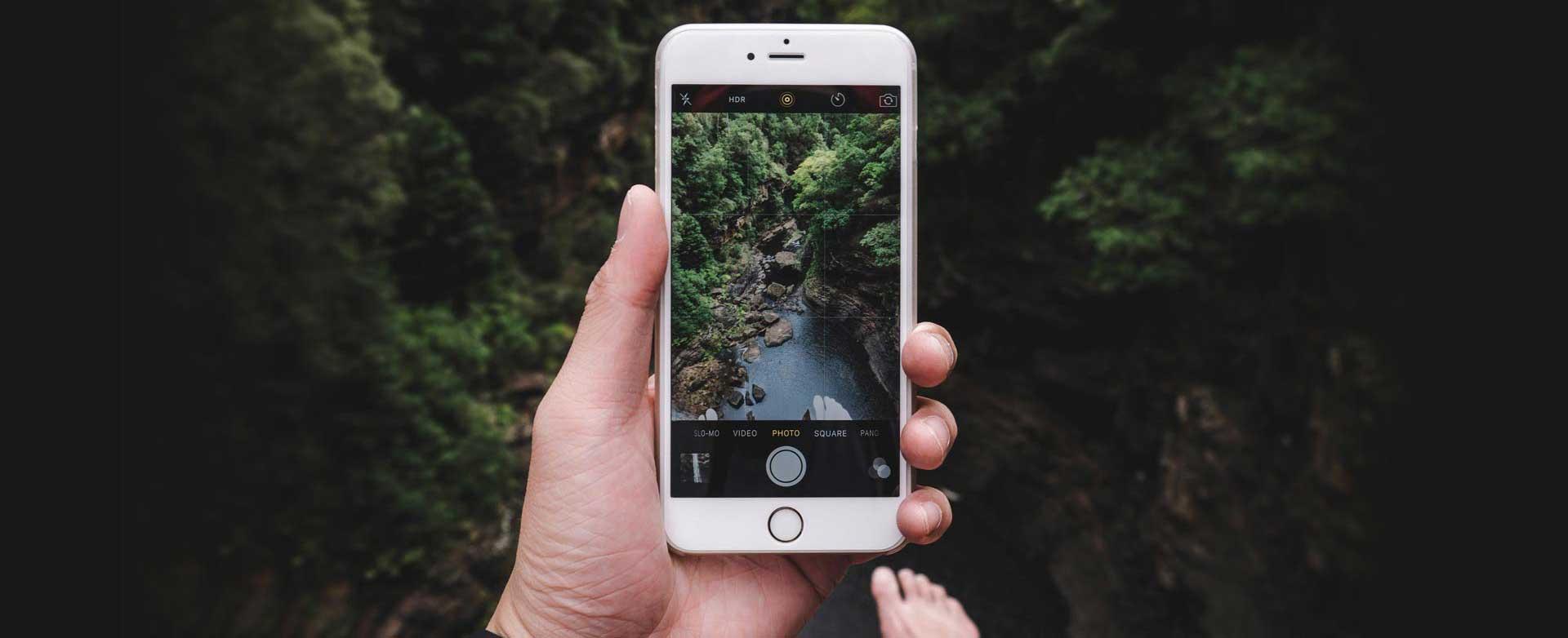mobile photo - عکاسی با موبایل