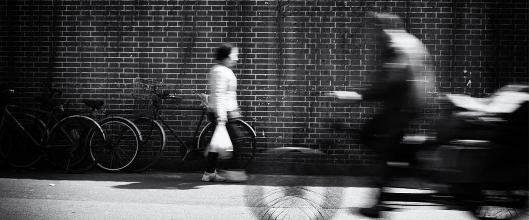 فوکوس در عکاسی سیاه و سفید