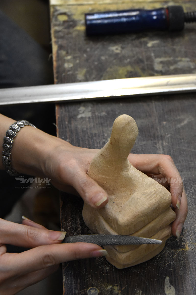 peykartarashi2 - آموزش پیکر تراشی با چوب ، مجسمه سازی با چوب