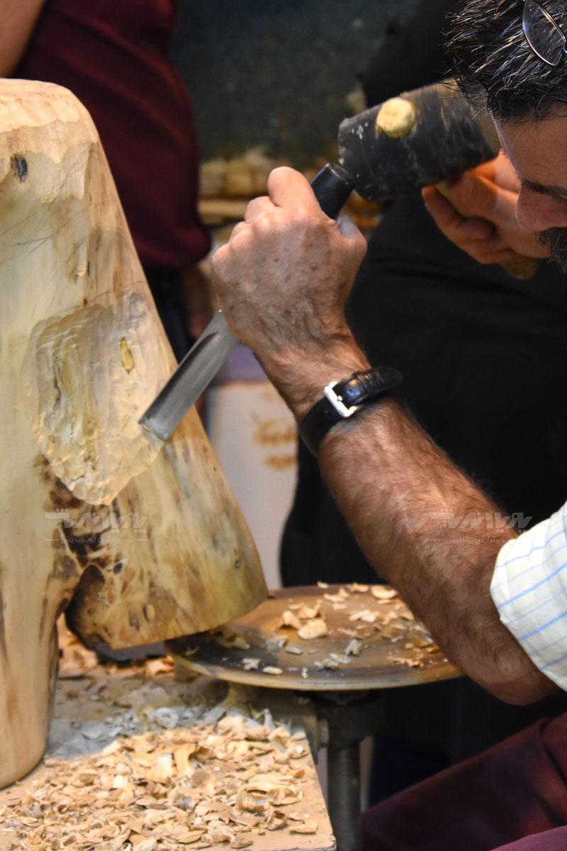 peykartarashi6 - آموزش پیکر تراشی با چوب ، مجسمه سازی با چوب