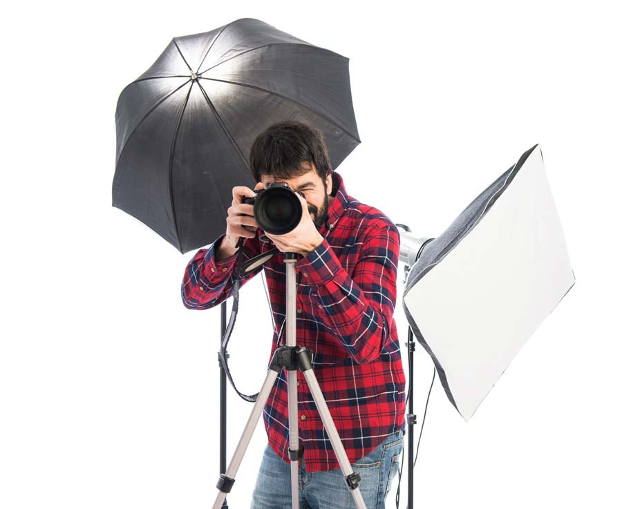 photographer 1 - نورپردازی در عکاسی