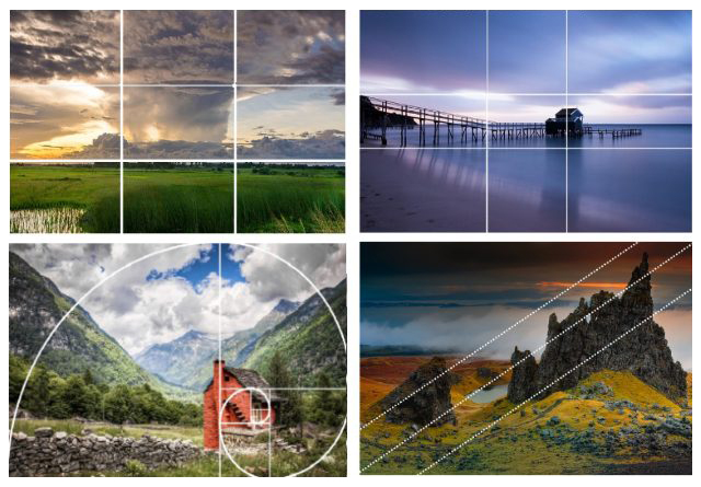 photography - آموزش ترکیب بندی در عکاسی