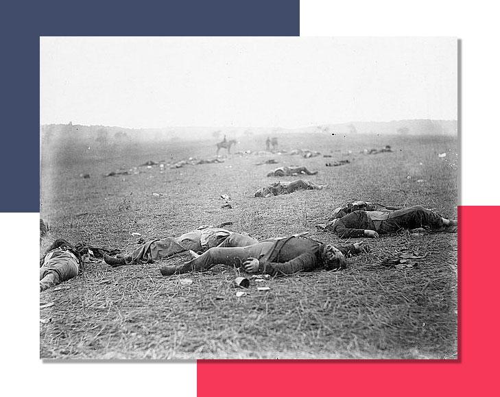 photography dead jeneral - داستان پشت پرده عکس هایمعروف جهان