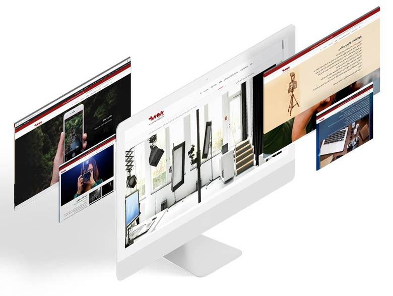کامپیوتر برای آتلیه عکاسی