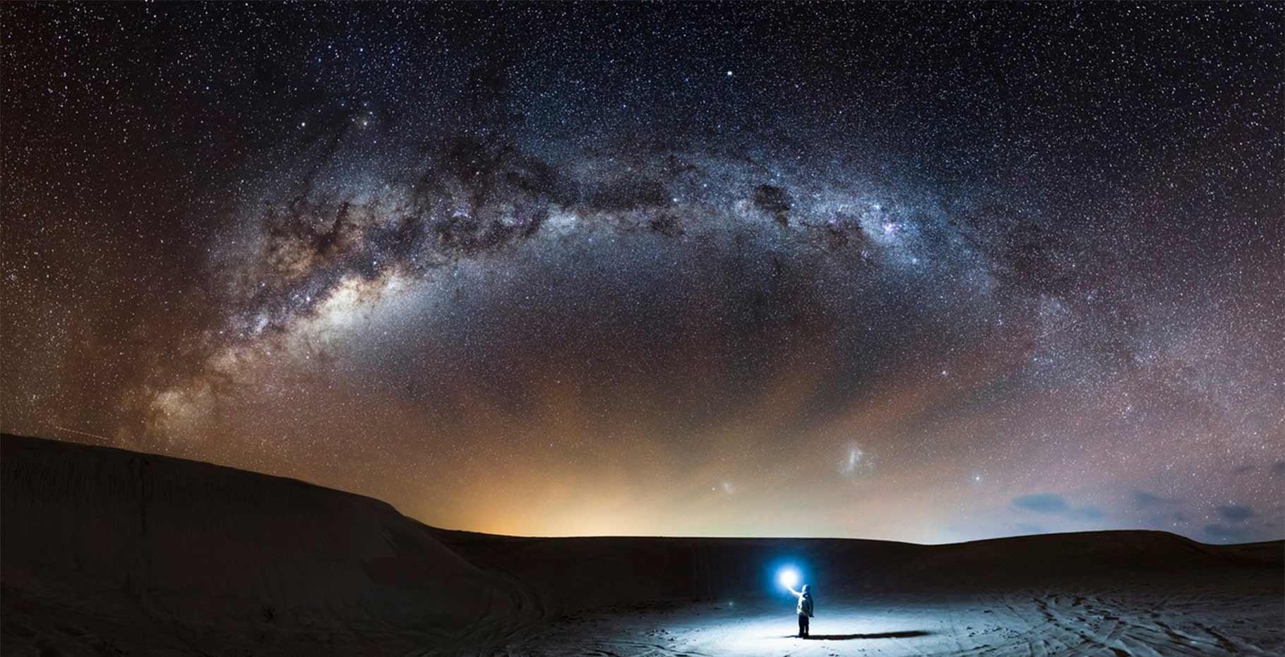 عکاسی در شب چیست