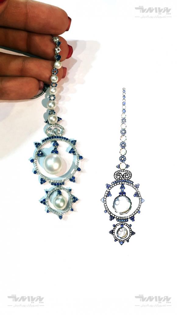 نمونه طراحی جواهر