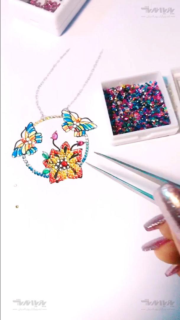 tarahijavaherat 3 - طراحی جواهرات