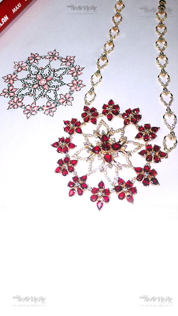 tarahijavaherat 6 - طراحی جواهرات