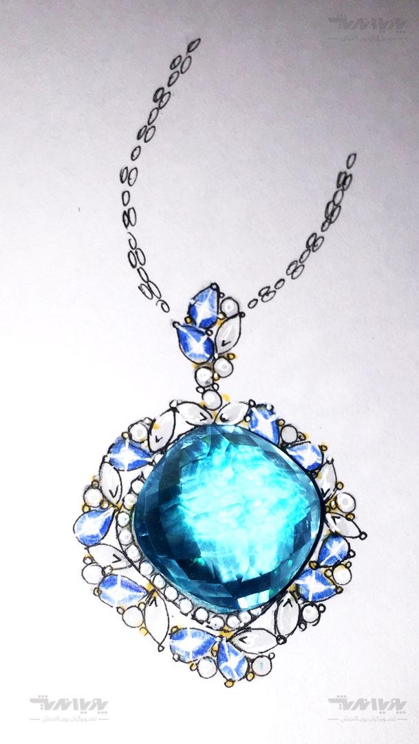 tarahijavaherat 9 - طراحی جواهرات
