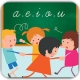 آموزش زبان به کودکان همراه با بازی