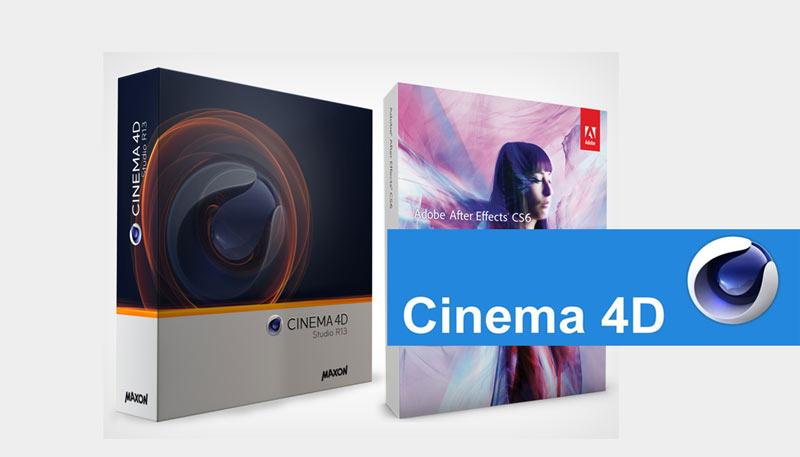 006 - ساخت موشن گرافیک با Cinema 4D یا 3ds Max ؟