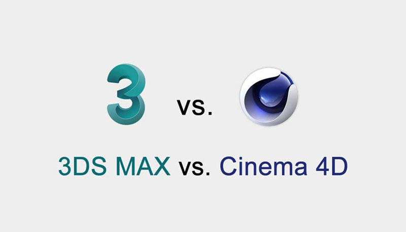 008 - ساخت موشن گرافیک با Cinema 4D یا 3ds Max ؟