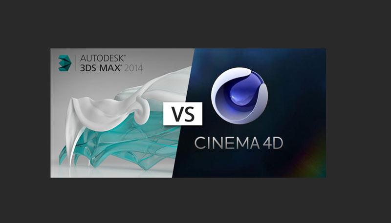 6zs - ساخت موشن گرافیک با Cinema 4D یا 3ds Max ؟