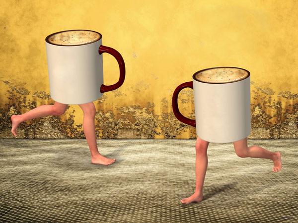 coffee - هنرهای دیجیتال | دیجیتال آرت