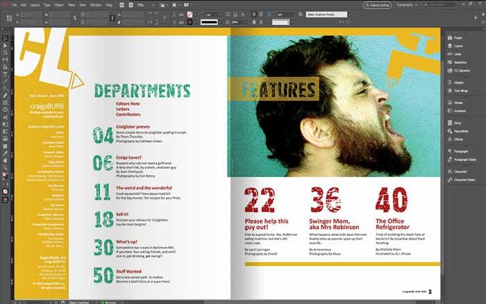 indesign 27 - آموزش ایندیزاین | InDesign