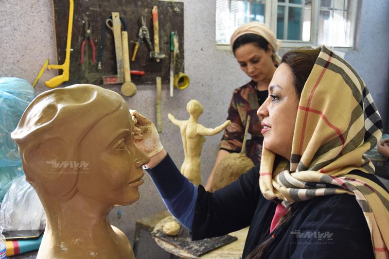 آموزشگاه مجسمه سازی