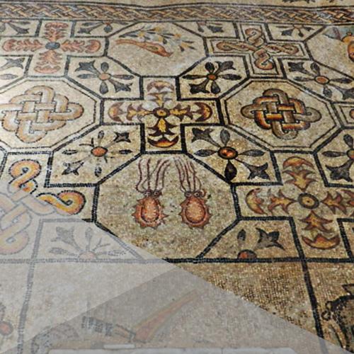 mosaic designs - اجرای کاشی شکسته