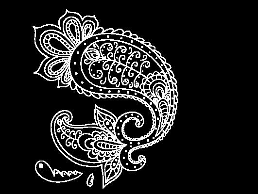 persian art - انواع طرح کاشی شکسته میان اقوام مختلف