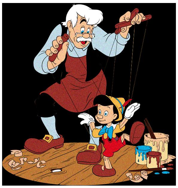 pinocchio character Design - آموزش طراحی کاراکتر