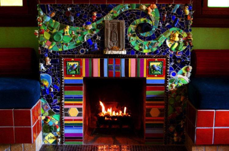 spanish muzaic - انواع طرح کاشی شکسته میان اقوام مختلف