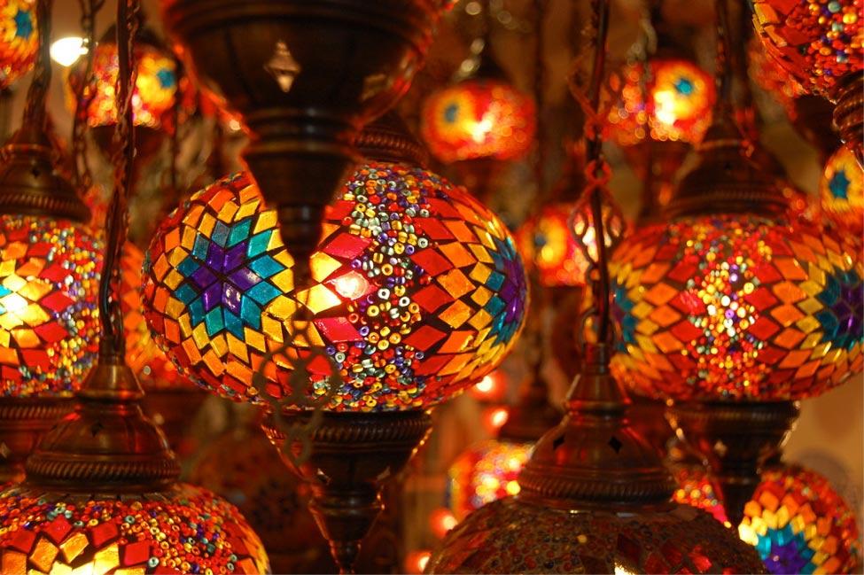 turkish - انواع طرح کاشی شکسته میان اقوام مختلف