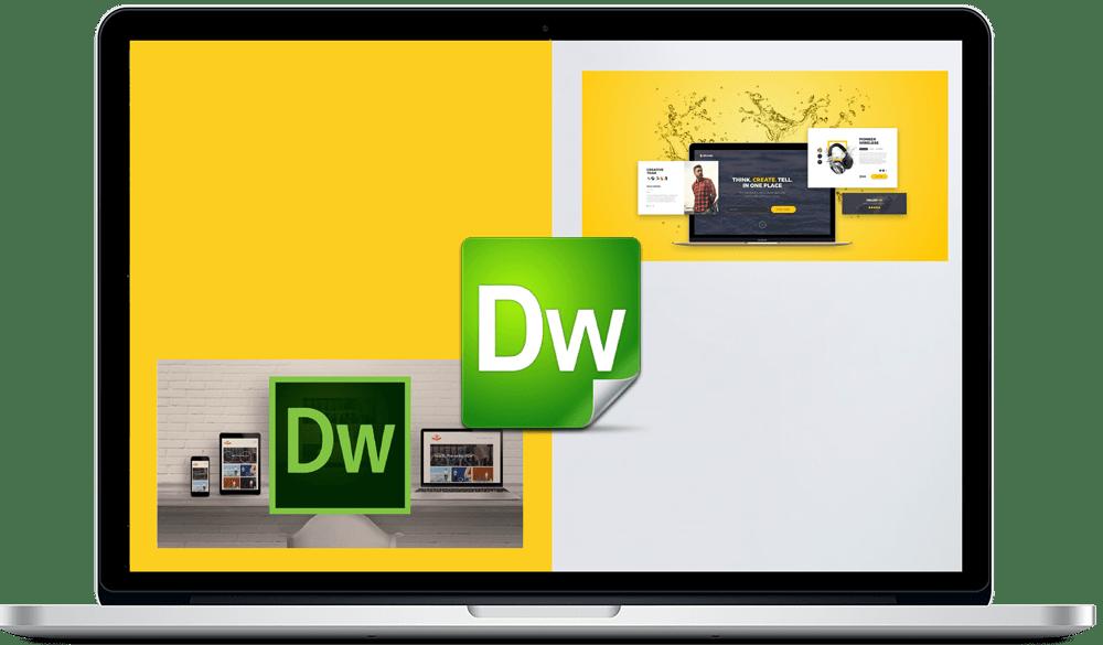 Dreamwear 4 - آموزش دریم ویور ، Dreamweaver