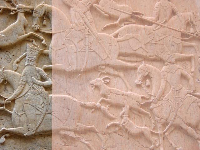 Qajari relief - نقش برجسته چیست ؟