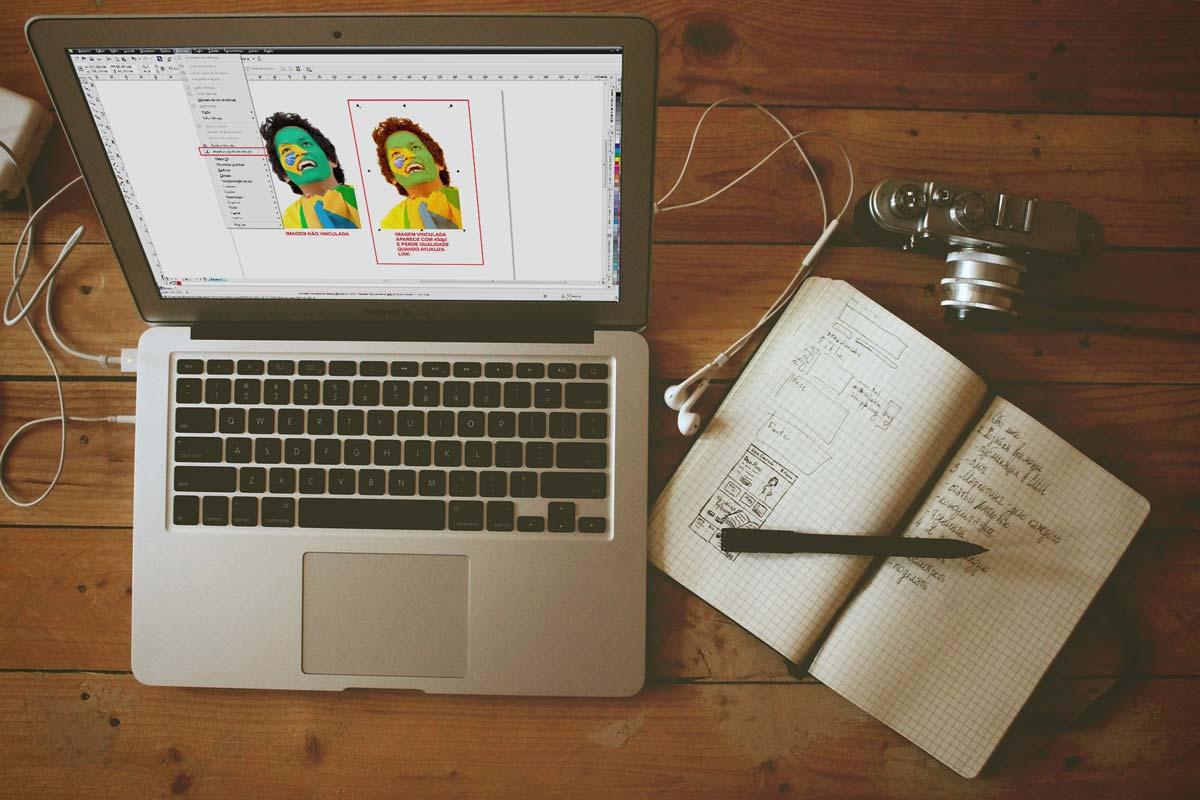 corel draw - طراحی با قلم نوری در کورل