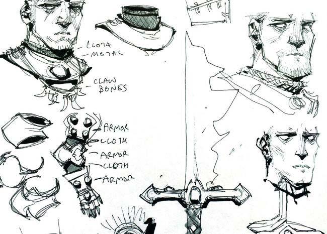 طراحی شخصیت سازی