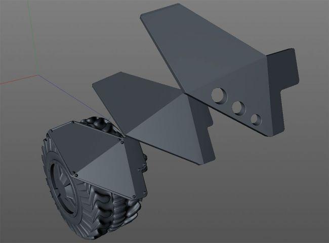 re use - مدل سازی ماشین در سینما فوردی