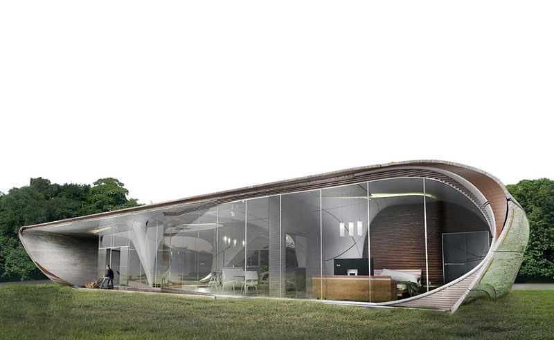 دوره های آموزش راینو معماری