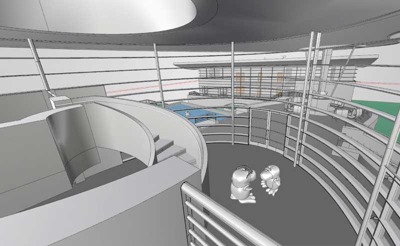 تصویر آموزش راینو معماری