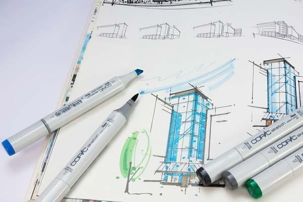 sketch  book - 10 شغلی که طراحی پیش نیاز آنهاست