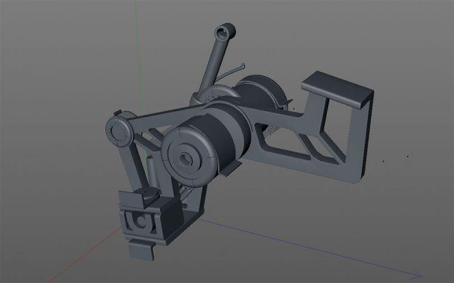 suspension - مدل سازی ماشین در سینما فوردی