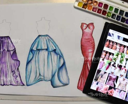 tarahilebas 15 495x400 - آموزش طراحی لباس