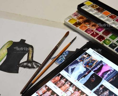 tarahilebas 16 495x400 - آموزش طراحی لباس