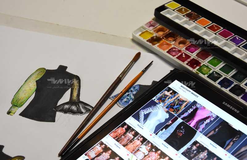 tarahilebas 16 - آموزش آنلاین و مجازی طراحی لباس
