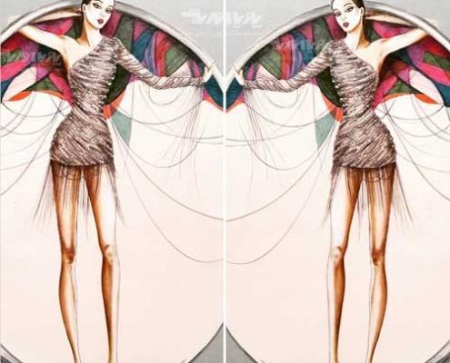 tarahilebas 22 495x400 - آموزش طراحی لباس